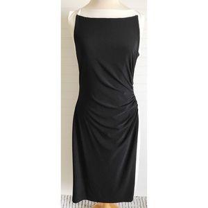 Lauren Ralph Lauren || Side Rouched Dress